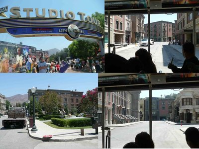 Los Angeles Universal Studios Tour1