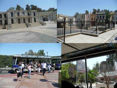 Los Angeles Universal Studios Tour3