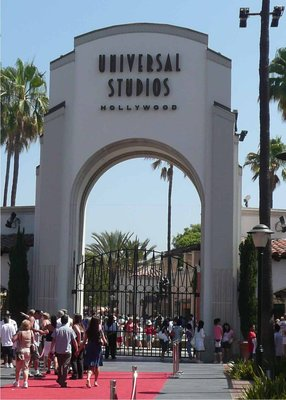 Los Angeles Universal Studios Gate