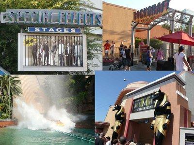 Los Angeles Universal Studios Lower Lot