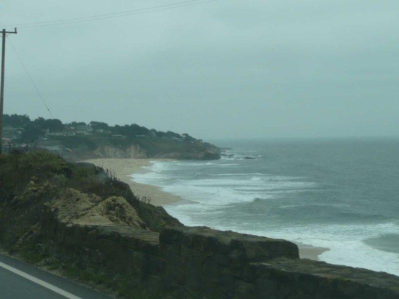 SFO to Carmel Coastal Highway
