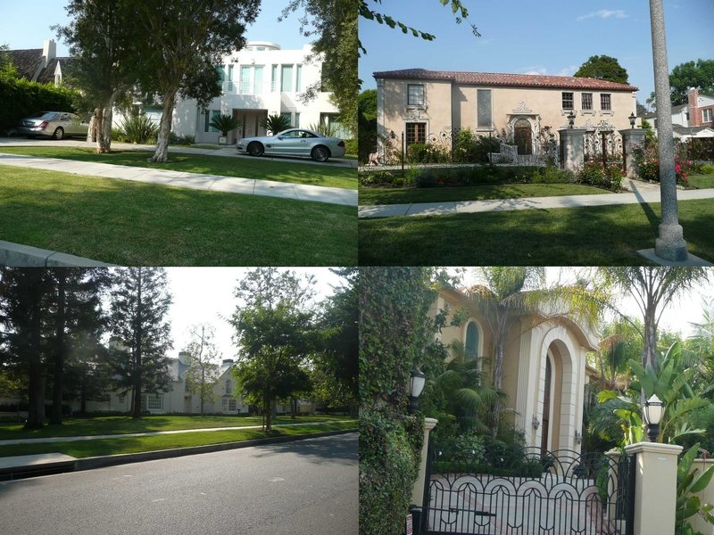 Los Angeles Beverley Hills Houses