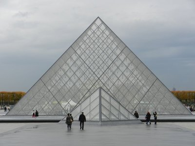 Another side of Louvre