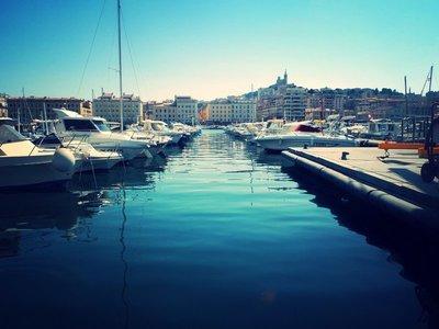 Stunning old port