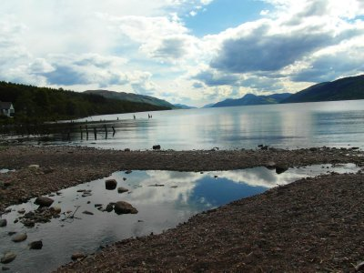 The home of the Lochness monster..