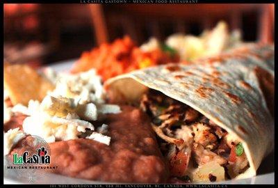 $5 Burrito Mondays in Vancouver, BC
