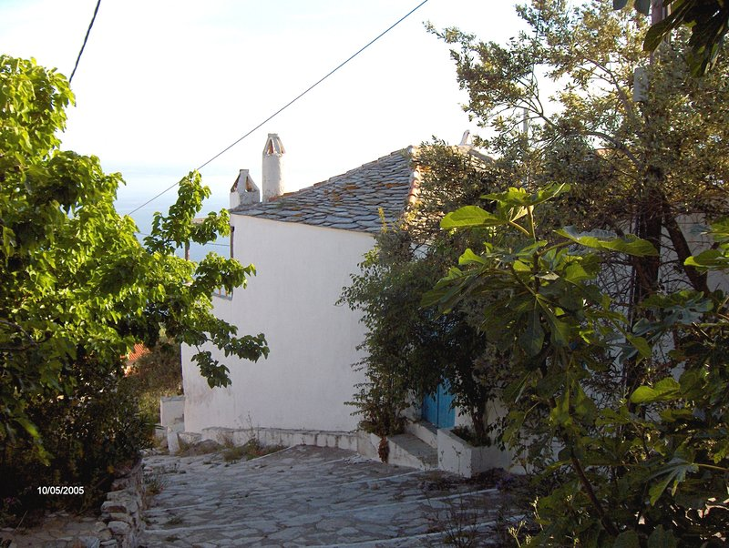 Old Alonissos