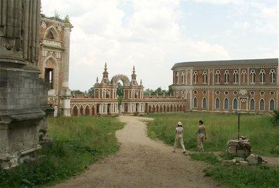 Tsaritsyno Park2