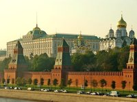 Wall of the Kremlin