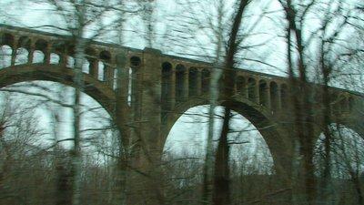 Viaduct, Tunkhannock, PA.