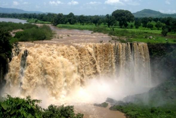 Blue Nile Falls, Bahir Dar