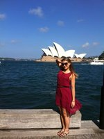 First day in sydney
