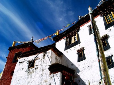 The Precarious Condition of the Dhankhar Monastery