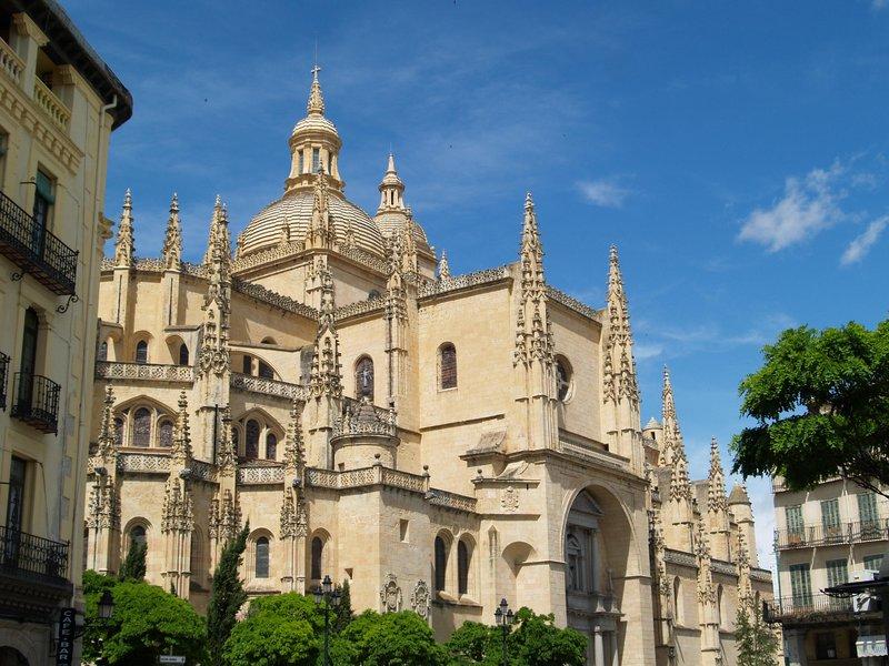 The Cathedral at Segovia