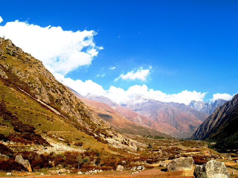 The Chitkul Valley