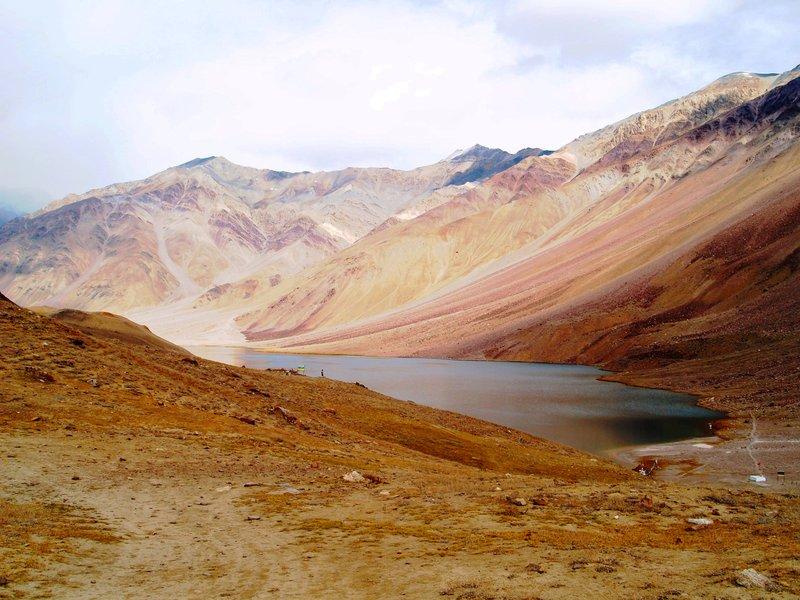Chandratal - The Moon Lake