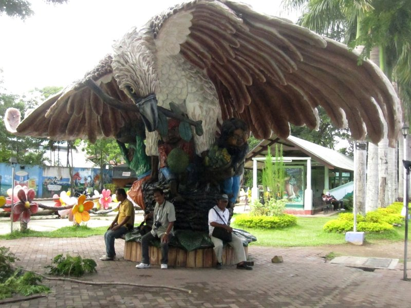 People's Park at the Heart of Davao