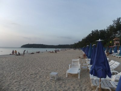 Our beach in Phuket