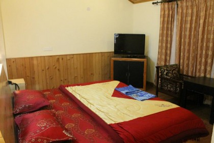 Holiday cottages manali