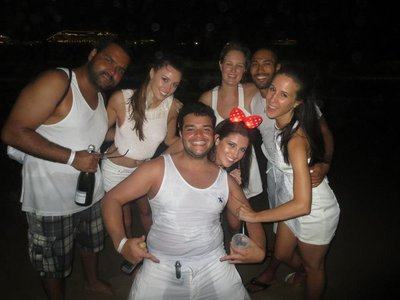 New Year´s Eve White Party!