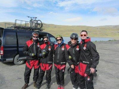 Team IRELAND on Death Road