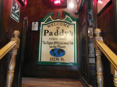 Paddy Flahertys Irish Bar!