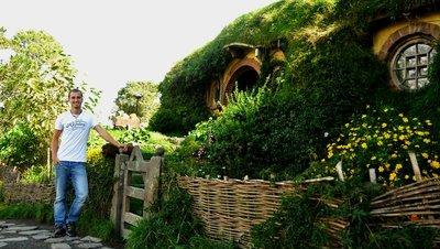 Bag End @ Hobbiton