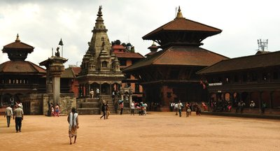 The most fascinating Durbar Square