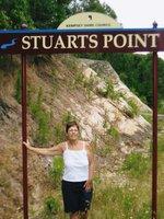stuarts point