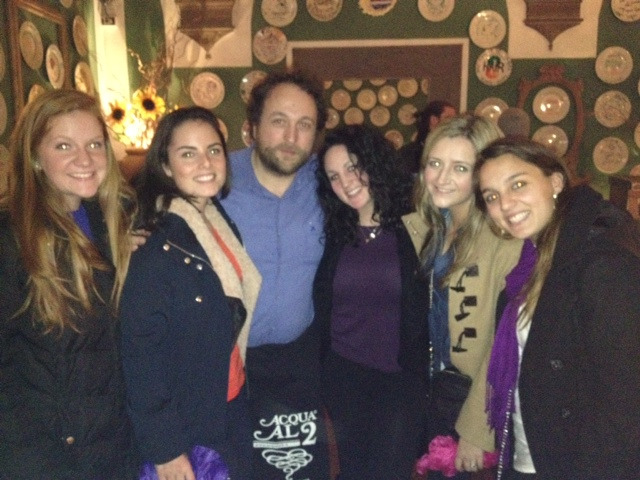 Valentino & Friends @ Aqua del 2