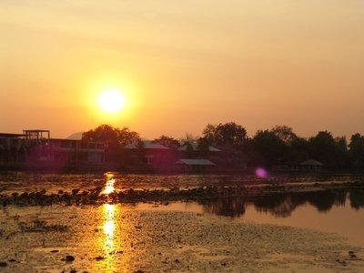 River Kwai , Kanchanaburi