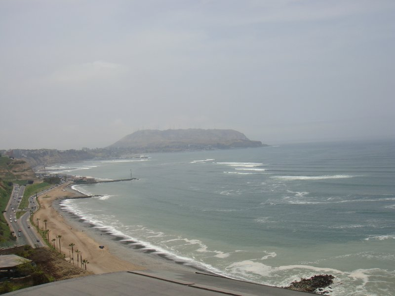 Miraflores Shoreline