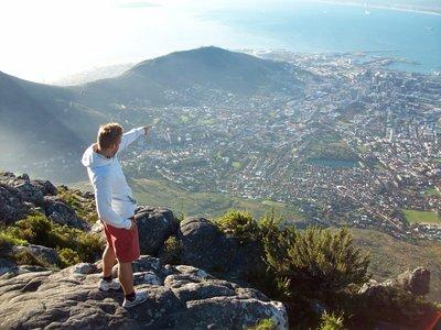 Kapstadt zu Stefan's Fuessen