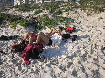 Die Strand Chiller