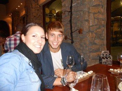Die Wein und Käse Kenner
