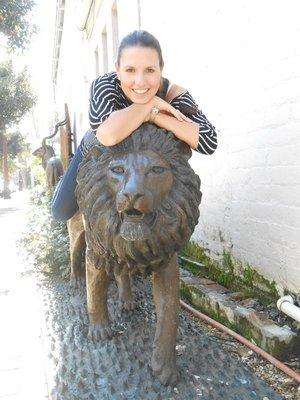 Die Löwin grrrrr
