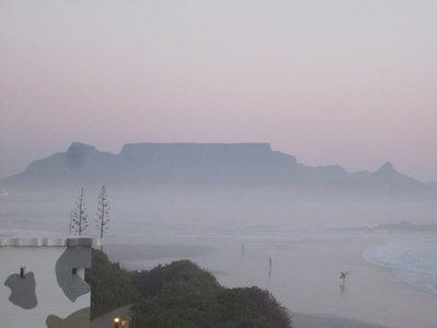 Der verschleierte Tafelberg