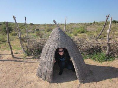 Die San Hütten