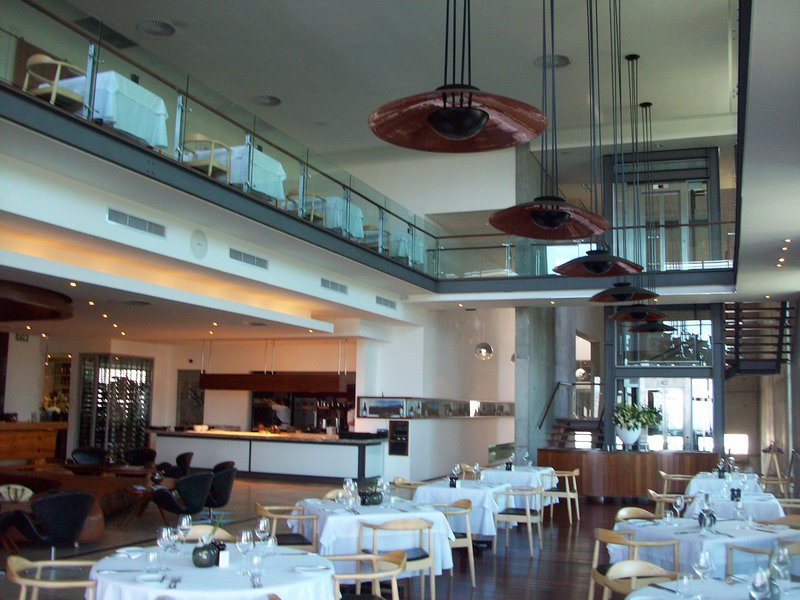 Der Restaurant Bereich