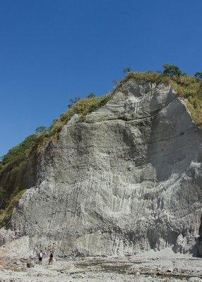 hillsides of ash