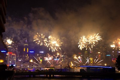 lotus fireworks