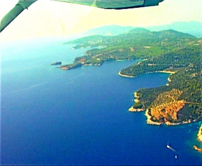 Alonisoss island in the Northern Sporades