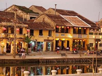 Hoi An town