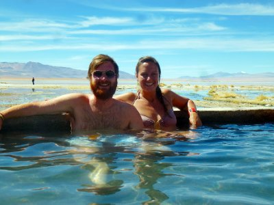 Hot Springs in the Desert