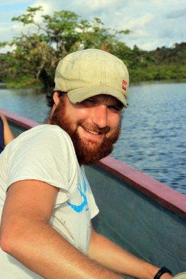 Amazon Canoe Trip