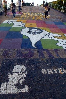 Political Grafiti - Buenos Aires
