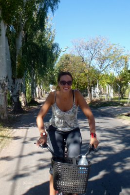 Bicycle Wine Tour - Mendoza