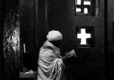 Lalibela Priest