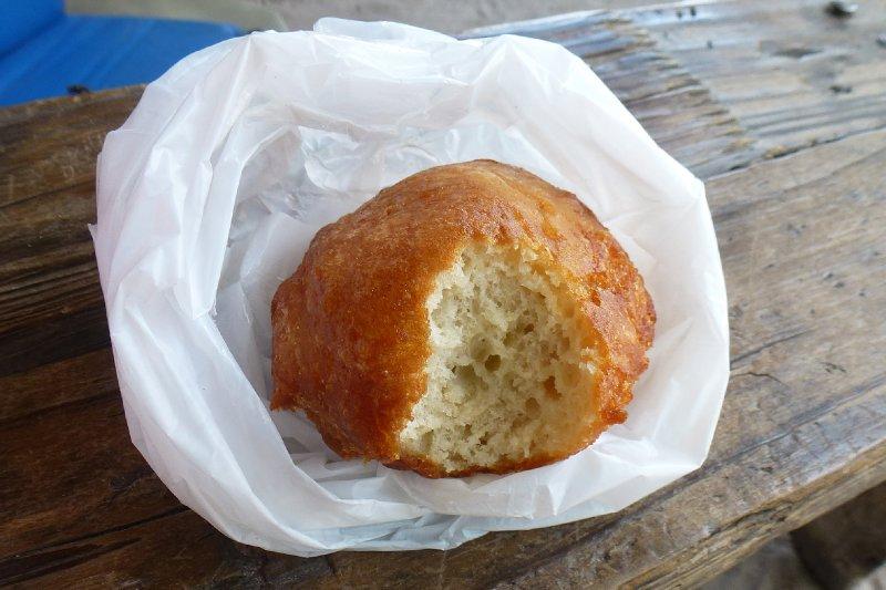 Botswana Doughnut