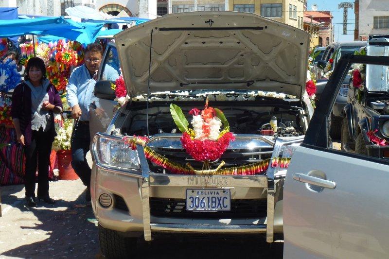 Car Blessing Ceremony